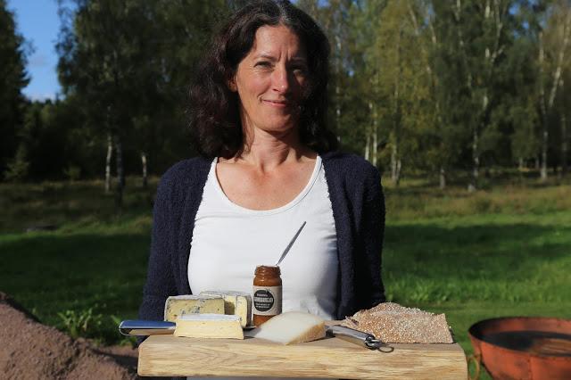 Cecilia of Nyrups Osteria, Skane, Sweden