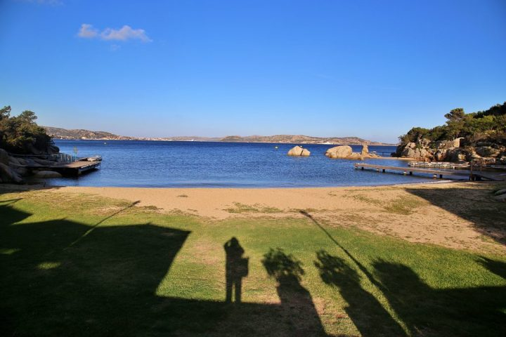 Porto Rafael, private beach, Essential Italy, Sardinia pic: Kerstin rodgers/msmarmitelover.com