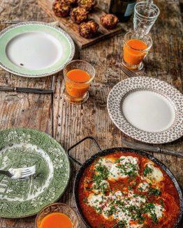 Caravan brunch meal kit pic: Kerstin rodgers/msmarmitelover.com