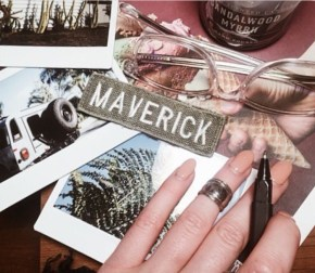 Overhead layout, Flatlays, Maverick, Candles, Polaroids, Instax Fuji Film, Nails, Bohemian Chic, Polette, Clear Frame, Office Vibes, Los Angeles Blogger, Blogging, Healthy Lifestyle, Eye Protection, Translucent Frames, E-Polette, Fashion Blogger, Silverlake