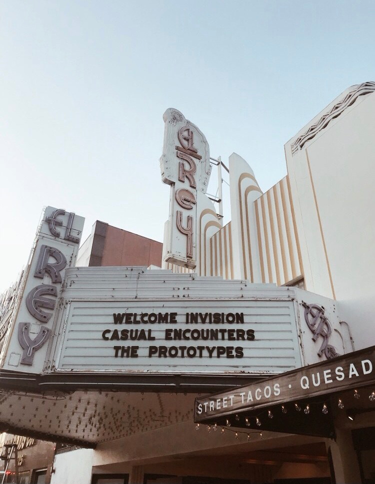 vsco, el rey, discover la, entertainment scene, vintage theaters, old hollywood, vintage lover,