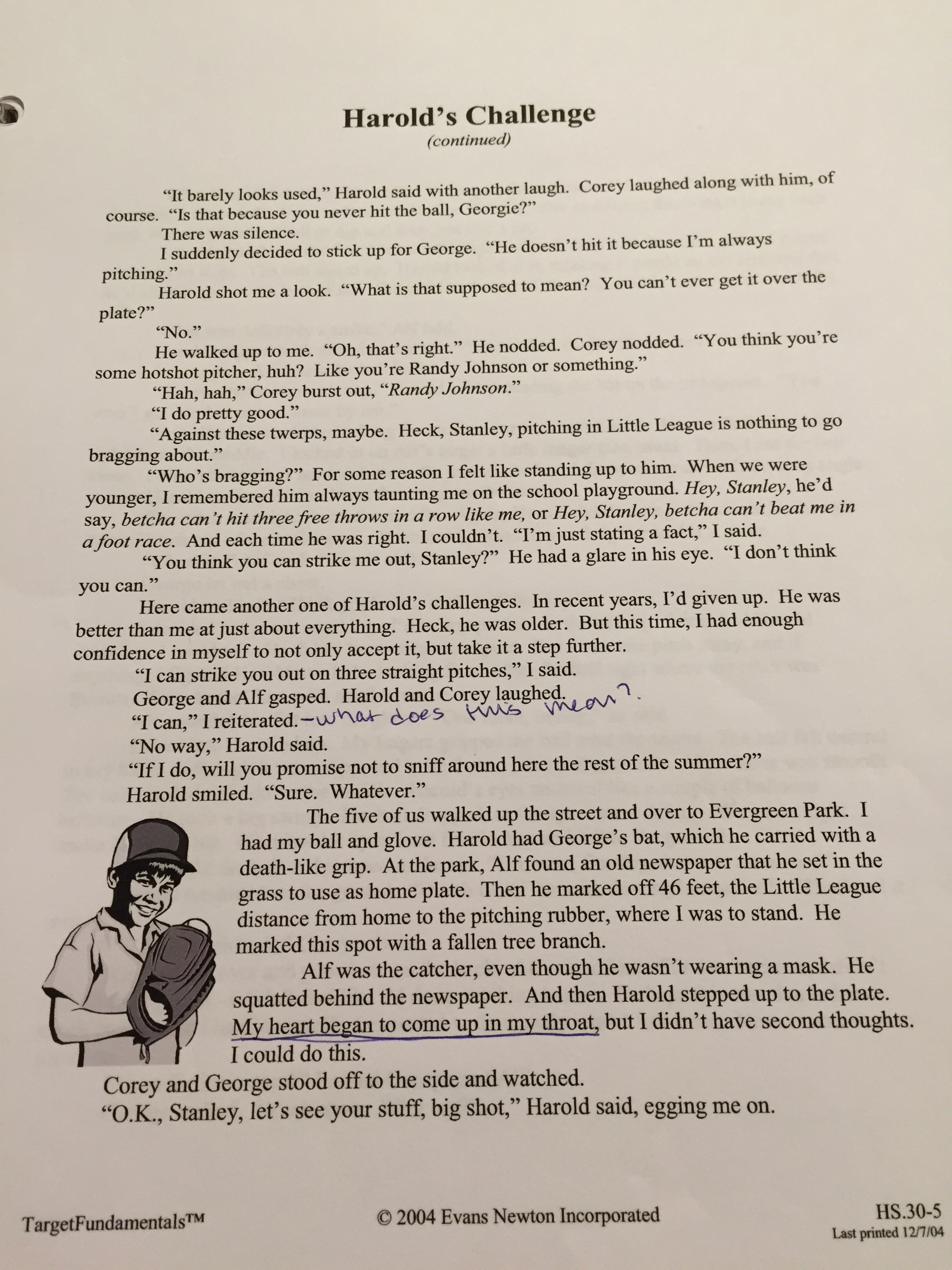 Lesson Plans And Worksheets 8th English Language Arts