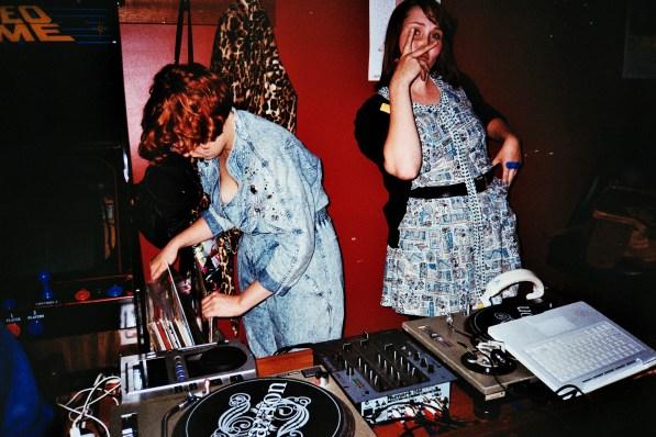 ladies night @ D.O.C. auckland, new zealand.