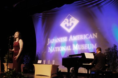 Japanese American National Museum Annual Bennefit. Century City, California.