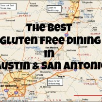 Best Gluten Free Dining in Austin and San Antonio