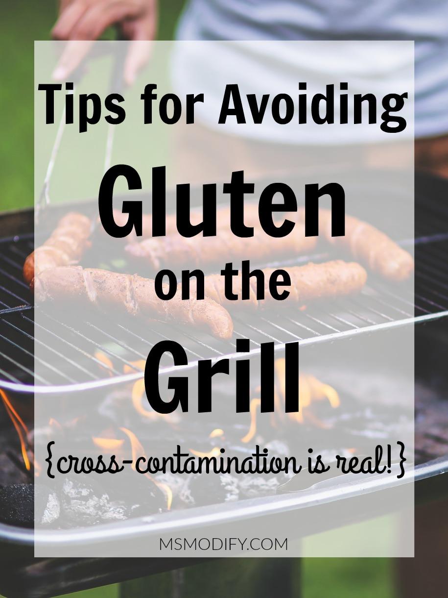 Avoiding Gluten on the Grill