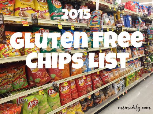 2015 Gluten Free Chips List Msmodify