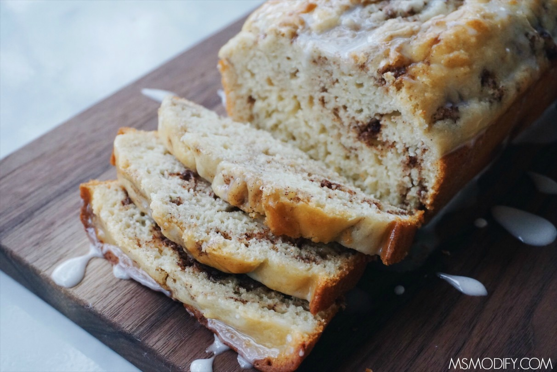 Best Recipe: {gluten free} Cinnamon Roll Bread