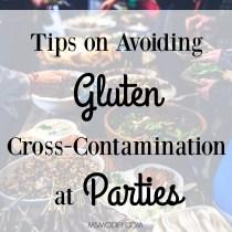 Avoiding Gluten Cross-Contamination at Parties