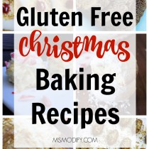 Gluten Free Christmas Baking Recipes