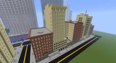 minecraft buildings building modern cool xbox creations creative edition built architecture awesome amazing designs pocket mobile pc mode creation most