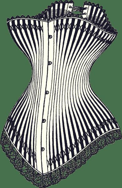 corsets: waist training & tightlacing