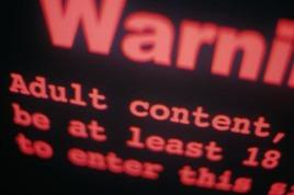 violent pornography