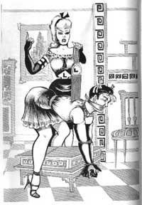 humiliation degradation play bdsm kink feminization