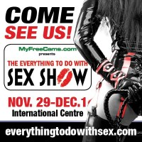 Everything To Do With Sex Show Toronto - Ticket Giveaway!!