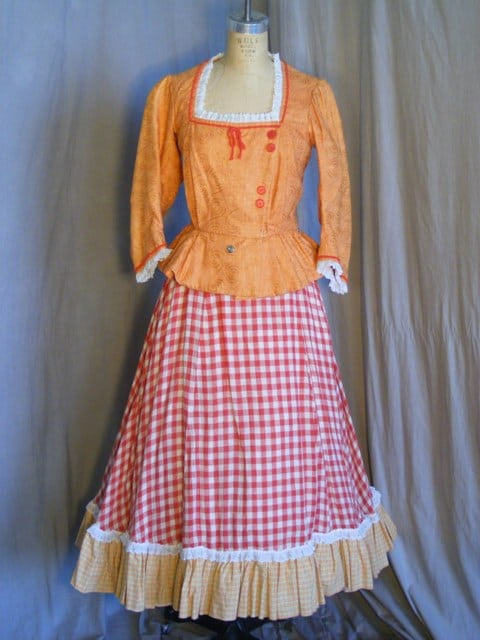 Oklahoma  Maine State Music Theatre Costume Rental