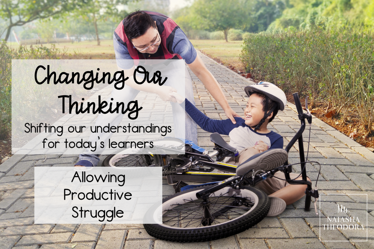 Changing Our Thinking: Allowing Productive Struggle