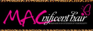 Macnificent Hair Logo
