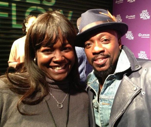 Anthony Hamilton & MsNix