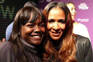 MsNix and Sheree Whitfield