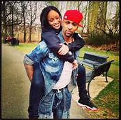 Joe Budden and Tahiry