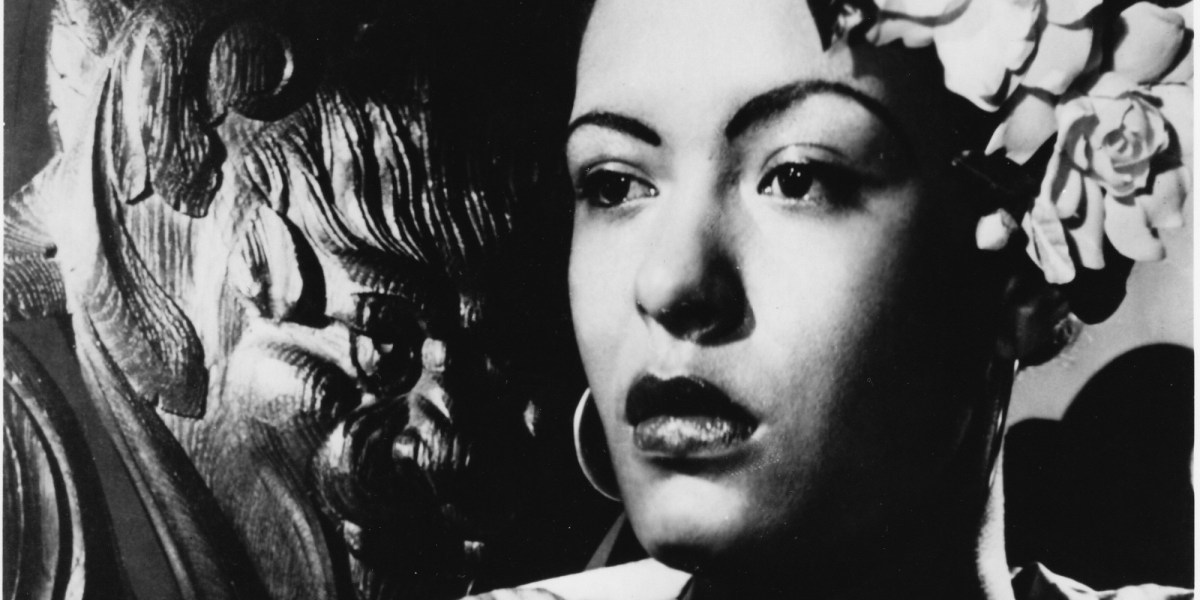 #WomansHistoryMonth: Billie Holiday