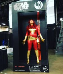 That one time I was a figurine!