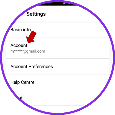 How to cancel badoo subscription on android