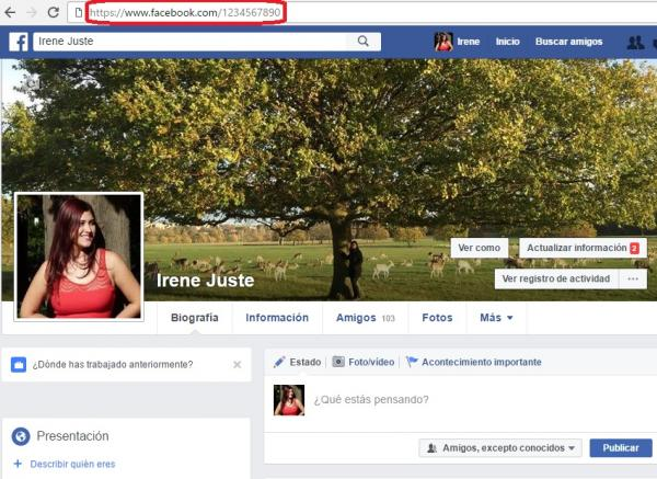 Step 3 - who visit fb profile
