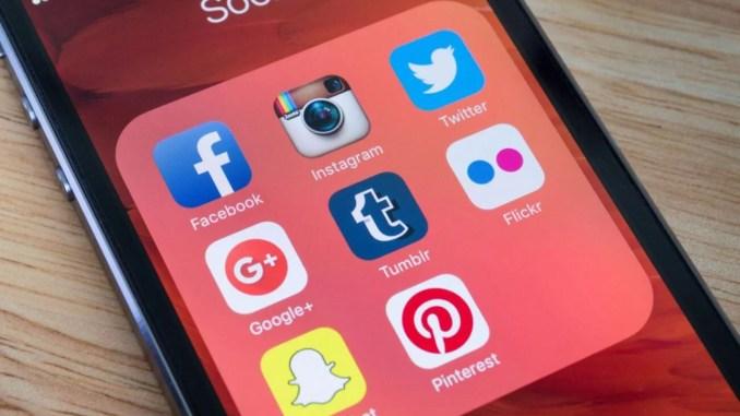 Top 5 harmful social networks for health