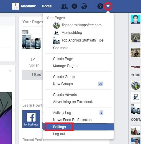 How to remove your profile from Facebook search results