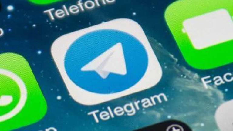 Telegram-delete-contact