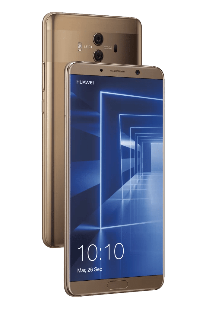 Huawei mate 10 preview