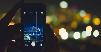 tips for taking better photo at night with mobile