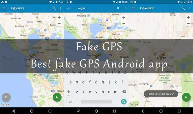 best fake gps app