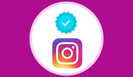 How to get verified badge on Instagram - Request badge code