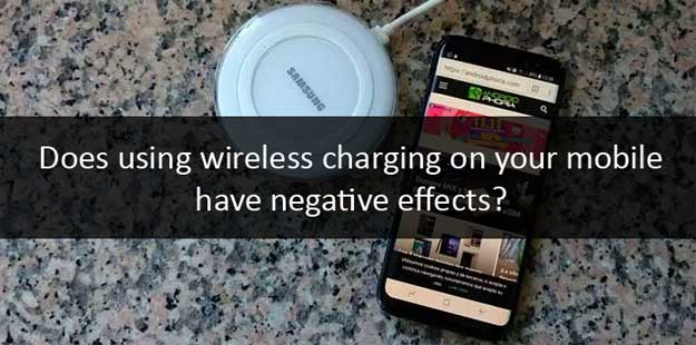 wireless charging is good or bad