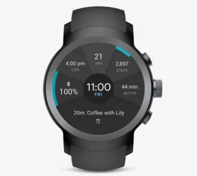 LG Sport Watch Android Wear