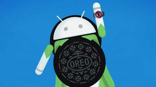 Smartwatch with Android Oreo Wear