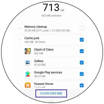 Clean All Android Apps Cache One Click