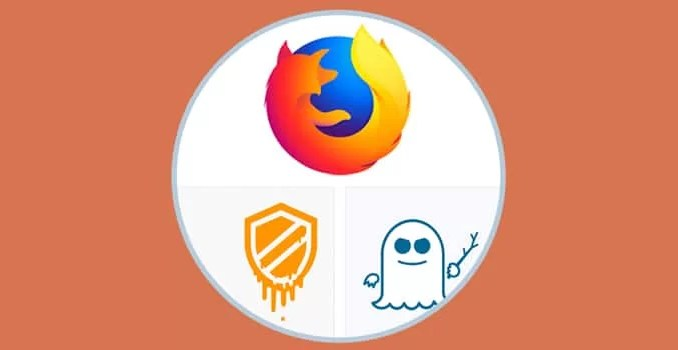 Firefox update security patches Meltdown and Specter vulnerabilities