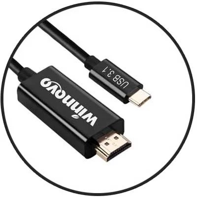 Adapter to connect Huawei Mate 10 to TV