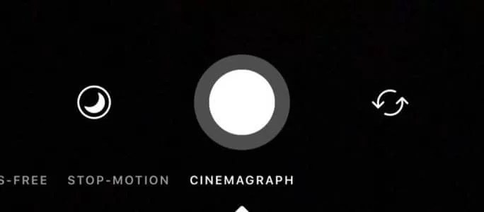 Instagram Cinemagraph Filter