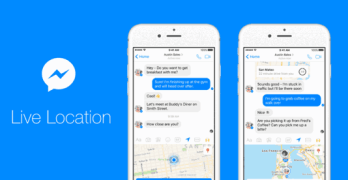 Facebook real time location tracking