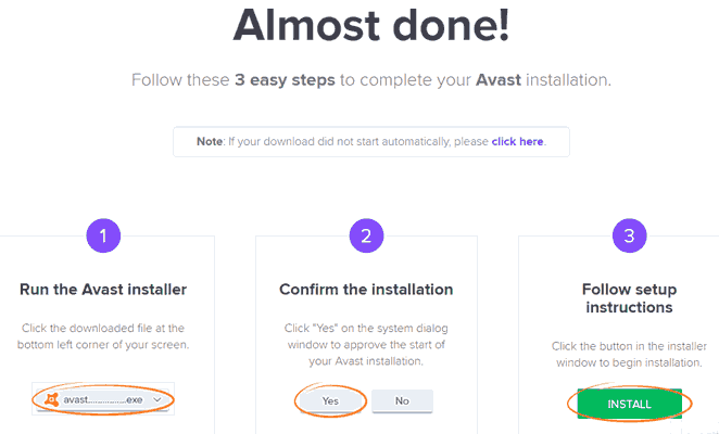 avast secure browser deactivate