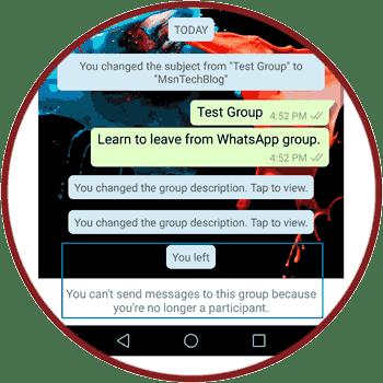 WhatsApp group chat tricks