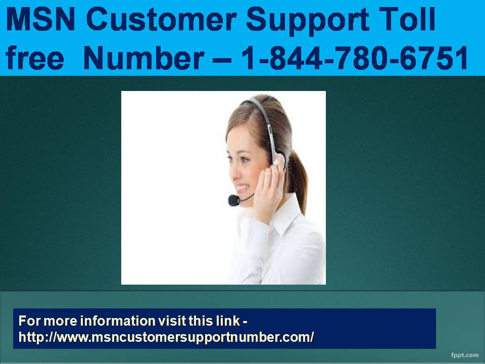 MSN Technical Support Number