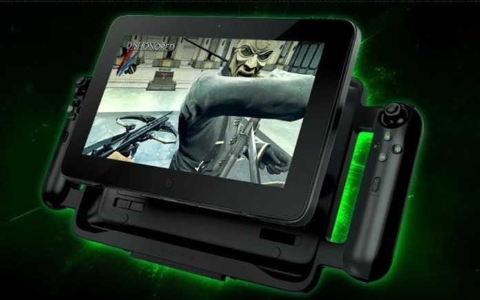 Игровой планшет Razer
