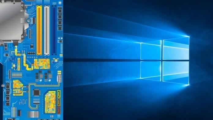Windows 10 Skylake