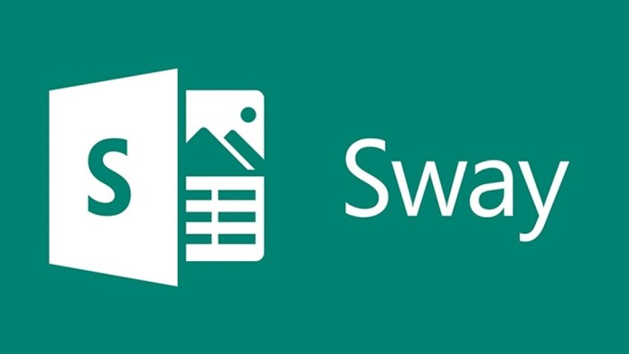Sway - приложение для создания презентаций